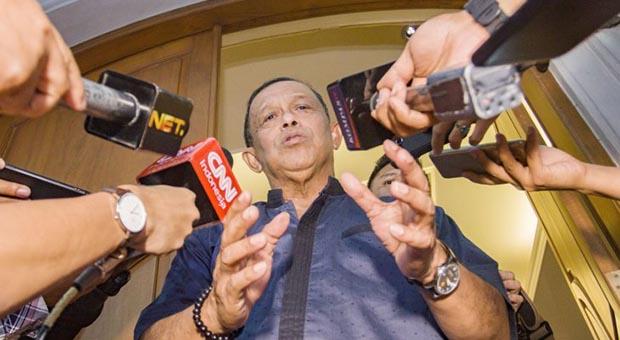 Posko BPN Prabowo-Sandiaga di Solo Diresmikan
