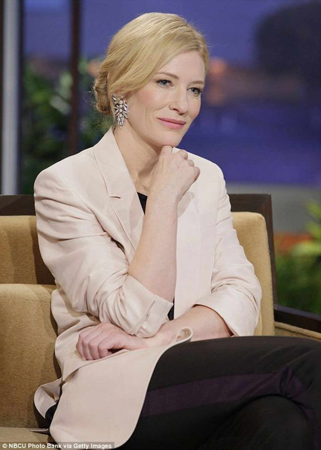 Analiza kolorystyczna, Cate Blanchett, Jasne Lato