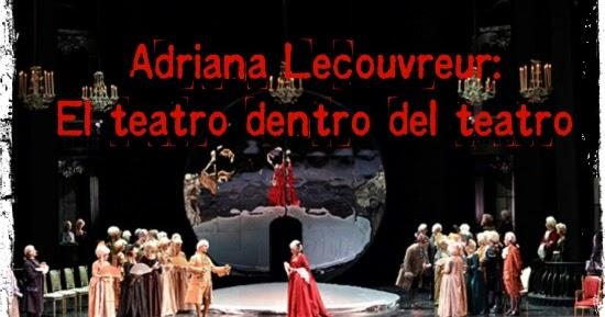 Resultado de imagen para Personajes en Letra, Imagen y Sonido: Adriana Lecouvreur