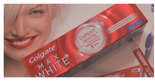 PREVIEW: Linea Expert White - COLGATE®