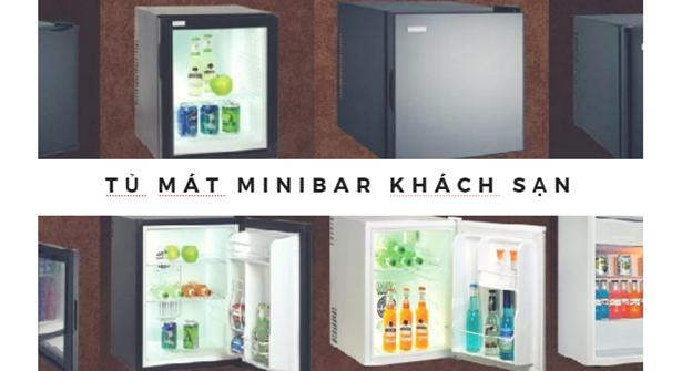 Bạn đã sử dụng tủ mát minibar đúng cách chưa???