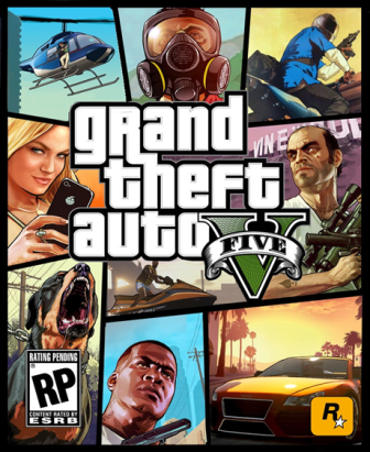 Game Grand Theft Auto V Repack Fitgirl PC