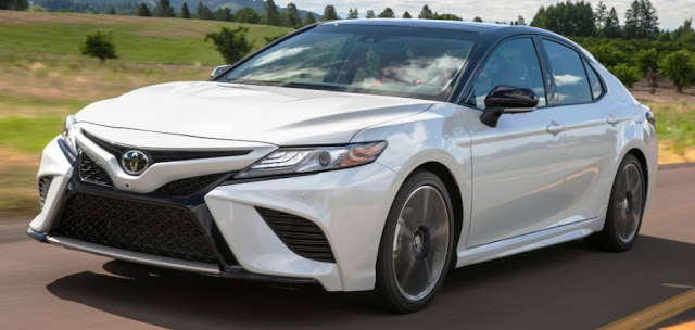 2020 Toyota Camry XSE Review Calgary