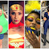 Pics! Check Out How SA Celebs Dressed Up For Halloween!