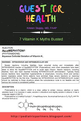vitamin K, newborn, bleeding, clotting, VKDB, safety, hemorrhagic disease of the newborn, infant