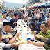Walikota Padang Bersama Warga Nikmati Festival Sate