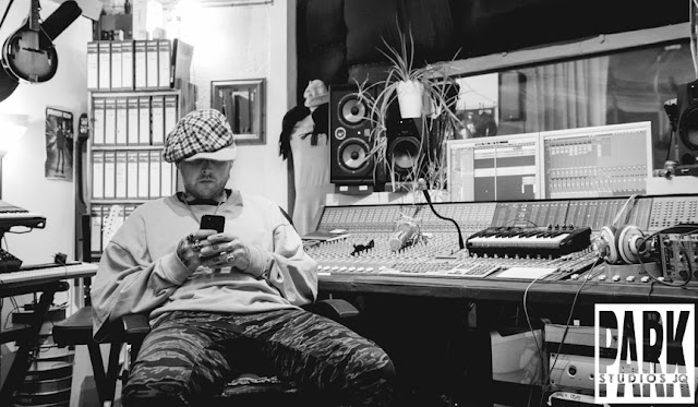 The Carnival Club EP | Birmingham Recording Studio | Park Studios JQ | mixing console