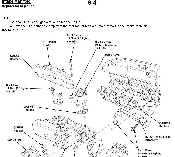 F23a1 Engine Diagram B18B Engine Diagram Wiring Diagram