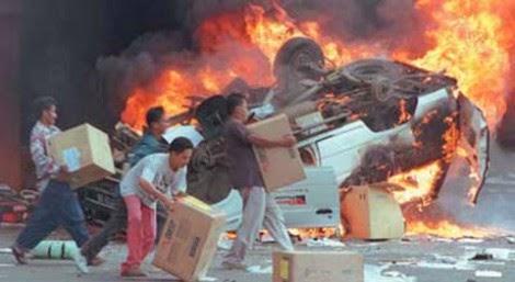 penjarahan massal Mei 1998
