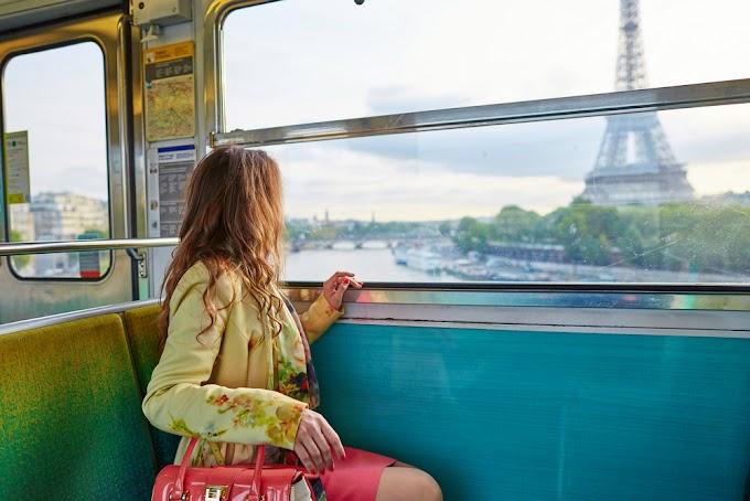 Поезд в Европу