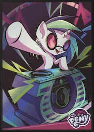 MLP Spin that Record Series 4 Trading Card