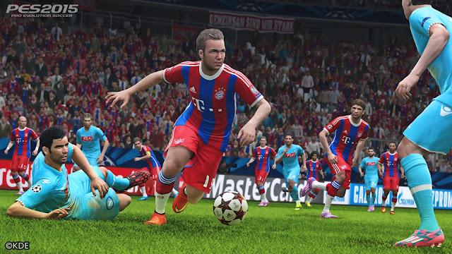 PES 2015 Pro Evolution Soccer