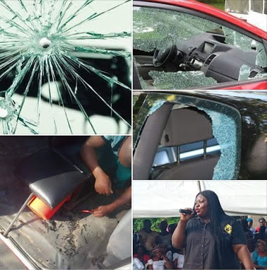 Female House Of Reps Candidate Attacked, Escapes Death