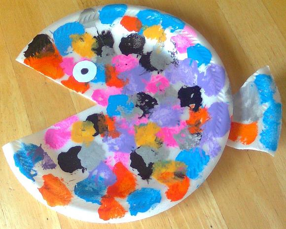preschool summer craft ideas spl children fish storytime 5268