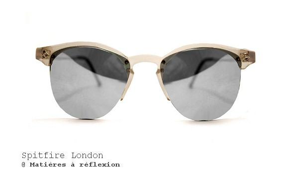 lunettes de soleil silver Spitfire
