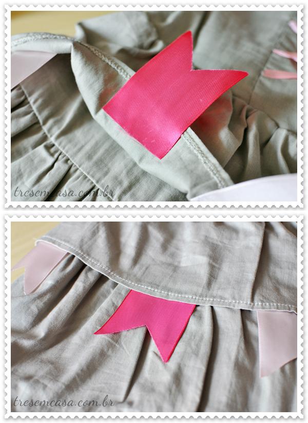 fazer vestido festa junina customizado