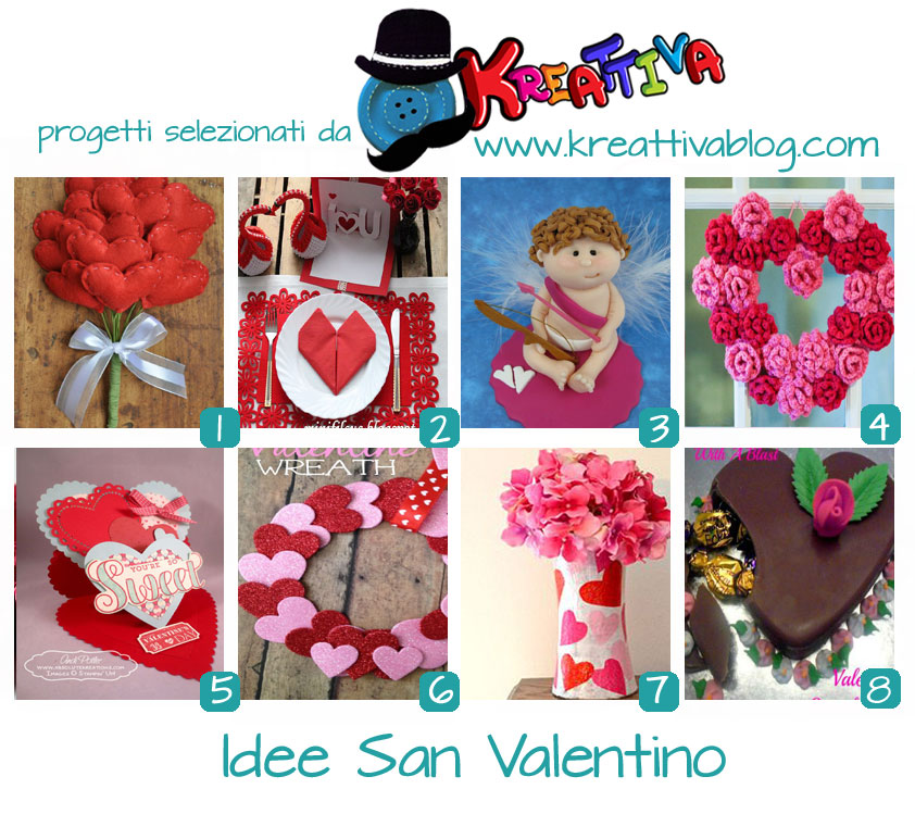 San Valentino fai da te tanti regali handmade
