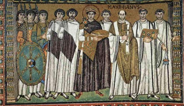 Justiniano y la historia de Roma