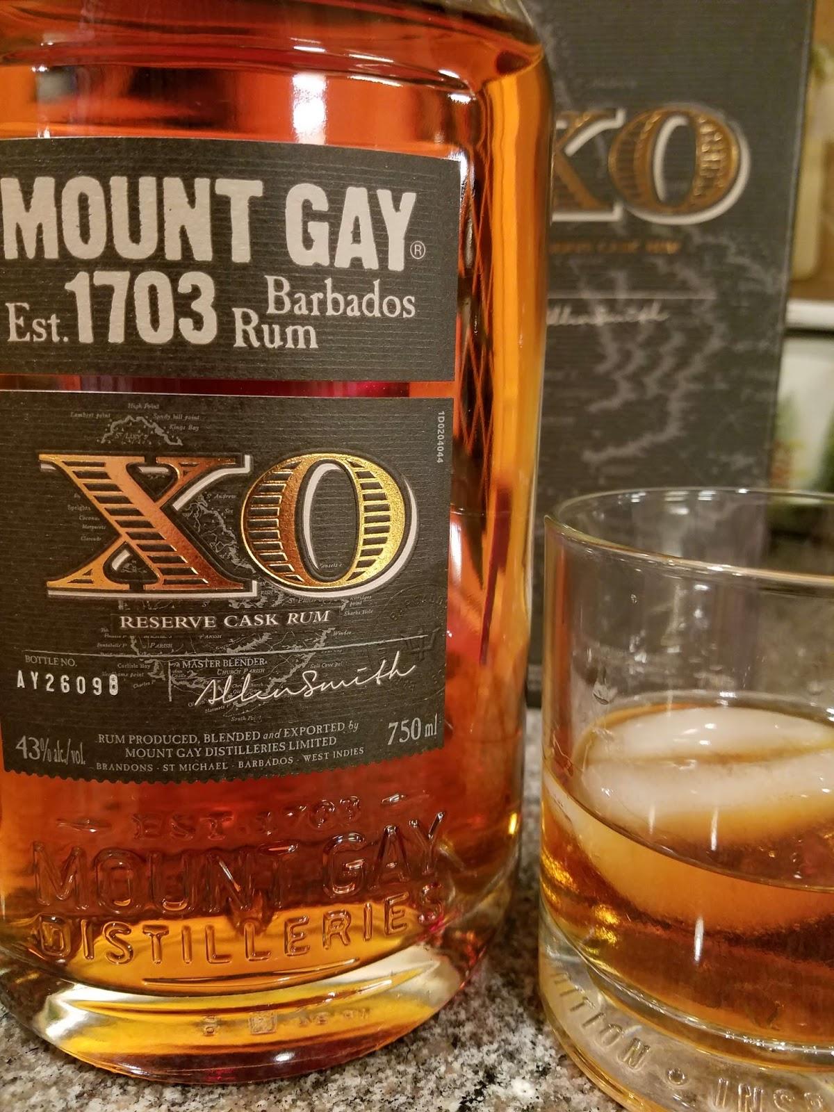 gay mountain xo rum