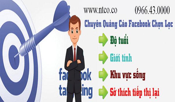Cach tinh quang cao tren facebook