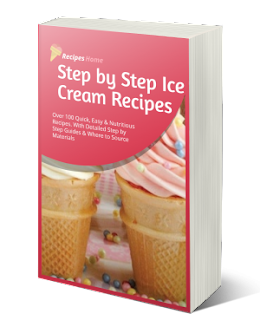 A step by step guide on making ice cream
