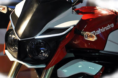 Mahindra Mojo Tourer Edition Headlight