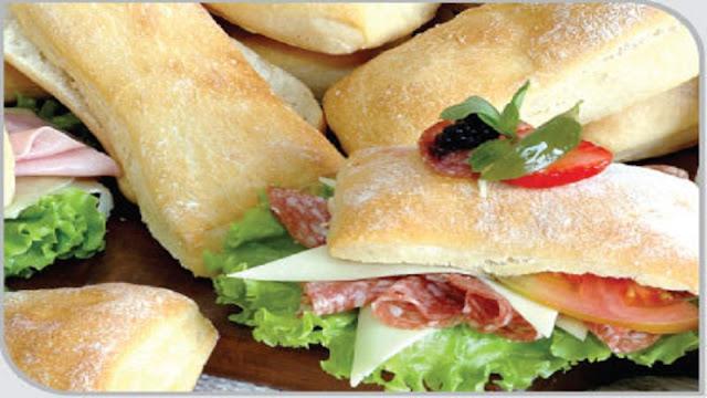 Pão Ciabatta (Imagem: Reprodução/Milmix)