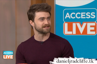 Updated: Daniel Radcliffe on Access Live