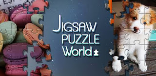 game android Jigsaw puzzle world