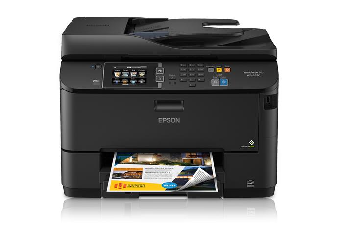 Epson Printers Drivers Wf4630
