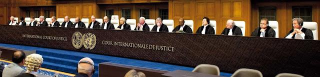 Justicia internacional y Derecho