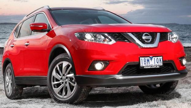 Nissan X Trail 2.0 Petrol Fuel Economy