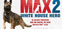 MAX 2: White House Hero Blu-ray Giveaway!