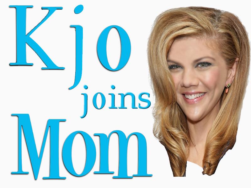 Kristen Johnston Joins...