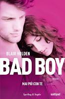 bad boy mai più con te blair holden