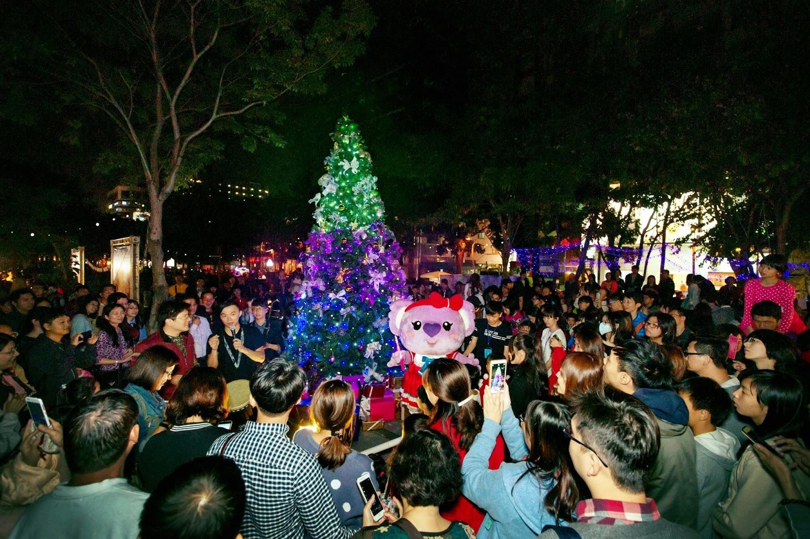 【2016年紫色夢幻耶誕嘉年華-圓滿落幕💯】/ Mia特別報導
