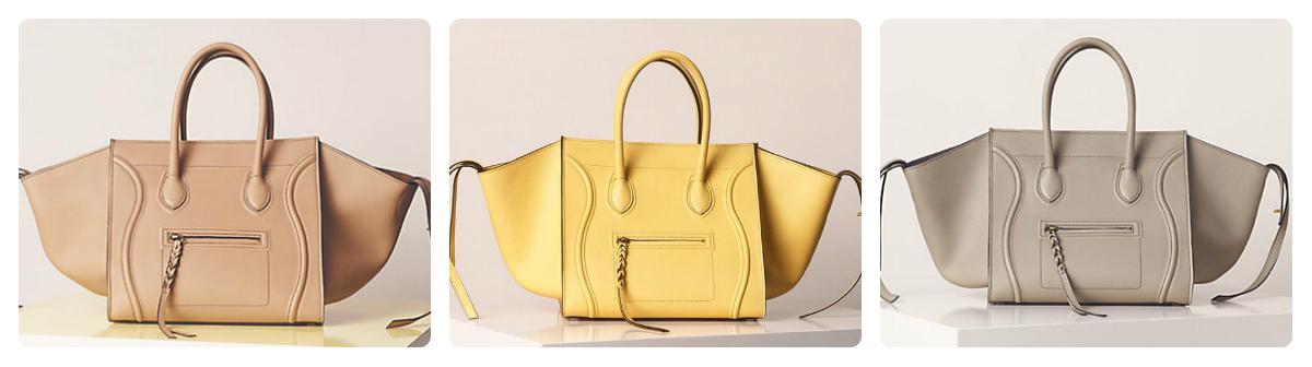 LUGGAGE PHANTOM. (Source  Celine.com   fashionbombdaily.com) b76b9207af128