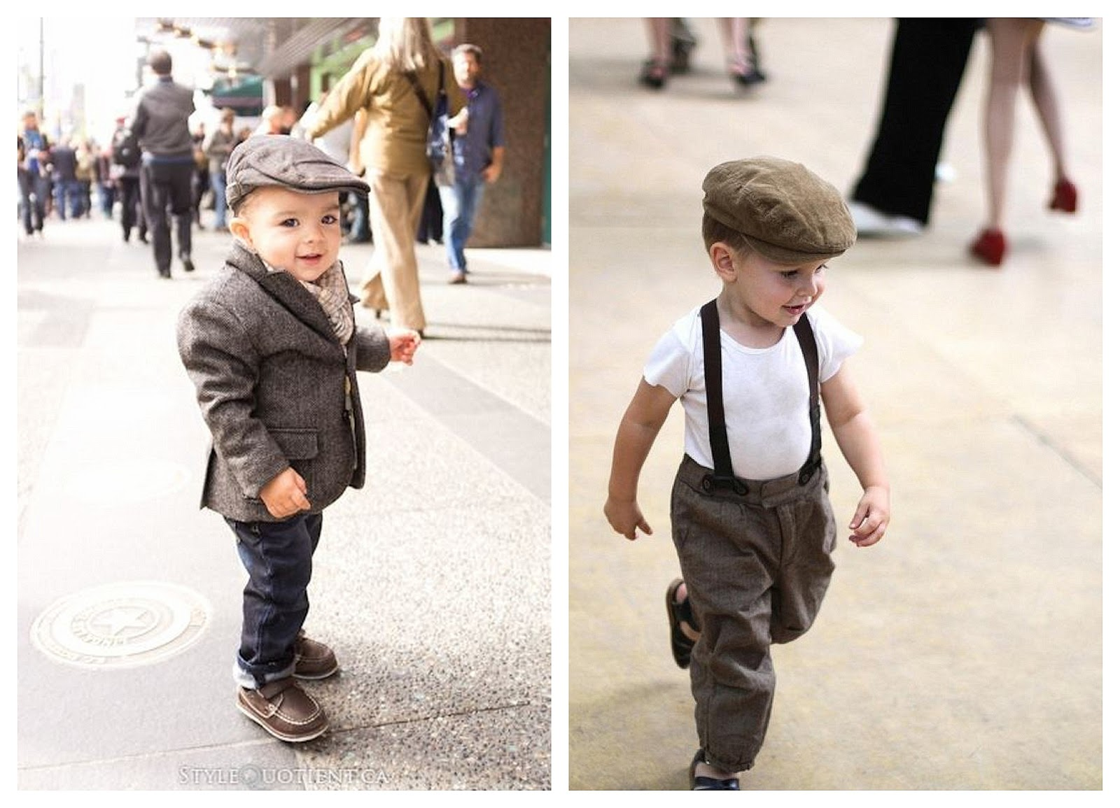 Fashionable toddler boy clothes