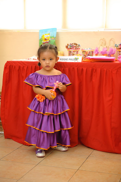 Kiddie Partyholic Mexican Fiesta Success Birthday Outfit