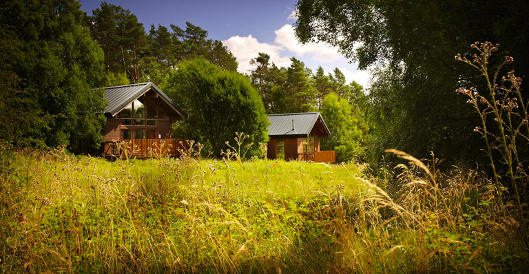 20 Lodges with Hot Tubs within a 90 minute drive of York  - Forest Holidays Keldy