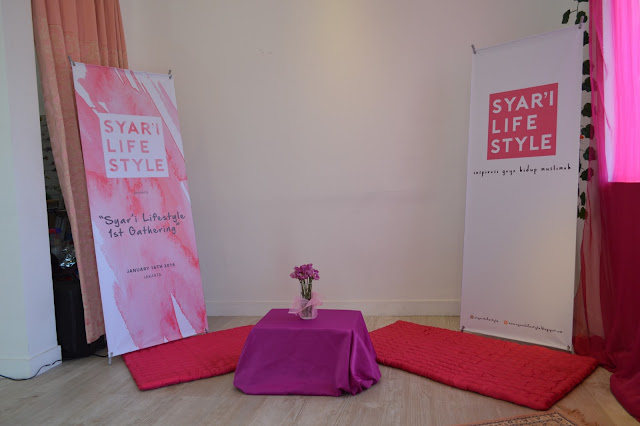 komunitas syarí life style jakarta
