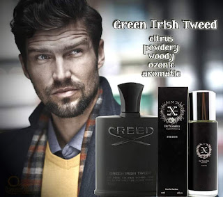 Creed,Green Irish Tweed,Dexandra,Perfime