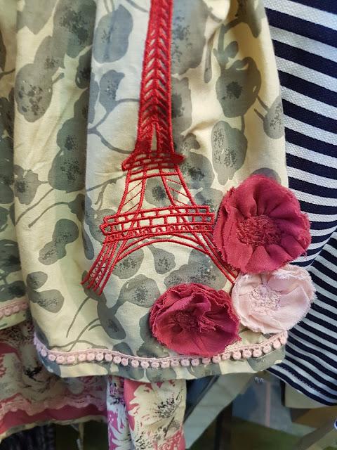 Mais oui, Paris Gift set,  The Camellia