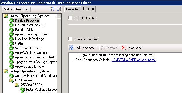 System Center Configuration Manager: SCCM and Bitlocker TPM