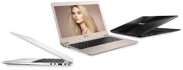Harga Laptop Asus Zenbook UX305CA Tahun 2017 Lengkap Dengan Spesifikasi