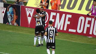 Atlético-MG vence o Tupynambás  por 3 a 1 na festa de 111 anos