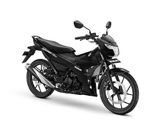 Promo DP Murah Kredit Motor Suzuki Satria F150 Black Predator