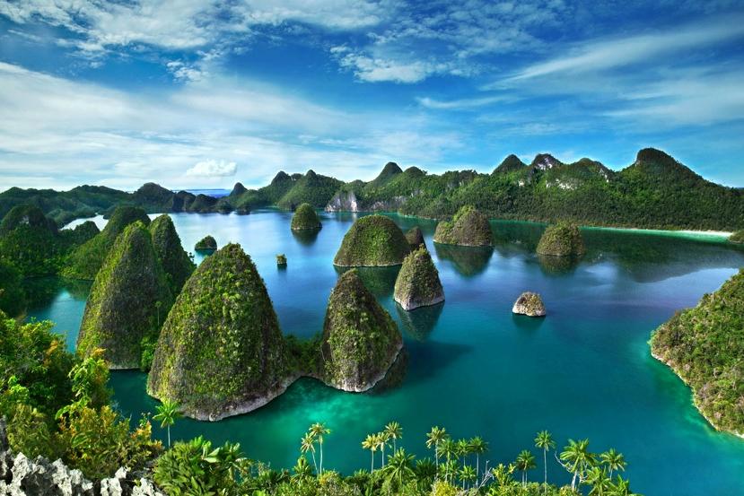 5 Lokasi Wisata Terindah Di Papua Indonesia Irfan Ro