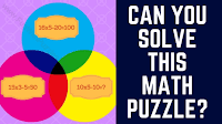 Can you solve these math puzzles?