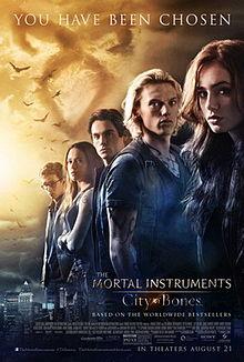 The Mortal Instruments: City of Bones Subtitle Indonesia (Bluray)